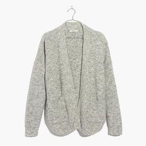 Madewell Sweaters - Madewell skipper cardigan size medium